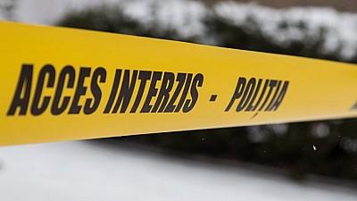 Crimă de Crăciun în Capitală! Un tânăr a fost ucis, iar altul rănit de doi vecini