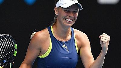 Simona Halep a ajuns ieri la spital, iar Caroline Wozniacki a sărbătorit