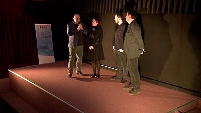 Primul film documentar realizat de studioul Telefilm-Chişinău, lansat la un cinematograf din Capitală