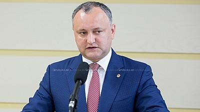 Opinie: Igor Dodon se comportă mai mult ca un lider de opoziție și șef de partid, decât ca un politician