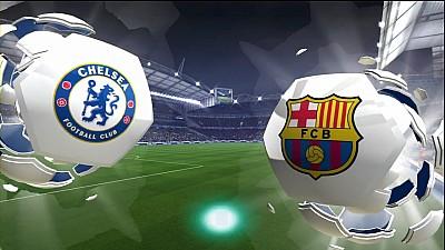 Meciul dintre Chelsea şi Barcelona, astăzi, în direct la CANAL 3 de la ora 21:45