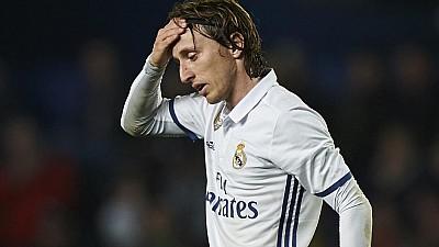 SURPRIZĂ URIAȘĂ pentru fanii Real Madrid. Galacticii au pierdut cu 0:1 meciul cu Espanyol Barcelona