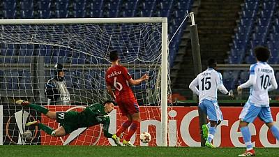 Steaua Bucureşti a fost umilită de echipa italiană Lazio Roma. Care a fost scorul meciului