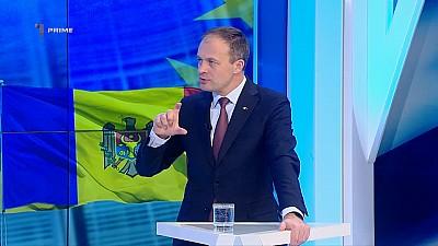 Preşedintele Parlamentului, la REPLICA: Noi toţi credem în integrarea europeană şi de ce să nu votăm