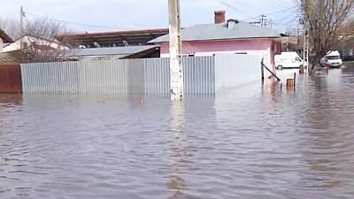 Разгул стихии. В Румынии и Хорватии наводнения, а в США метели