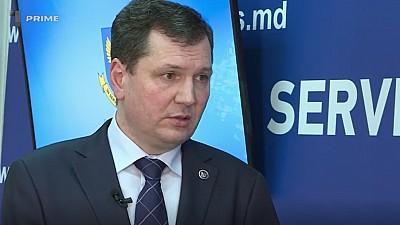 Interviu cu Sergiu Puşcuţa, șeful Serviciului Fiscal de Stat. Câți moldoveni au declarat venituri de peste un milion de lei în 2017