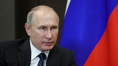 Два часа и с овациями. Владимир Путин обратился с посланием к Федеральному собранию