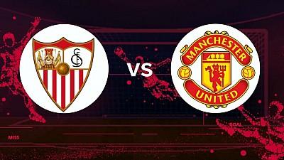 Surprinză în sferturile de finală ale Ligii Campionilor! FC Sevilla a câştigat cu 2:1 partida cu Manchester United
