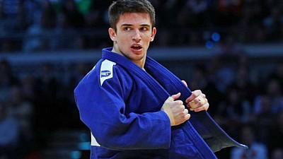 AUR pentru Moldova. Judocanul Dorin Goţonoagă a învins la Openul European de la Praga