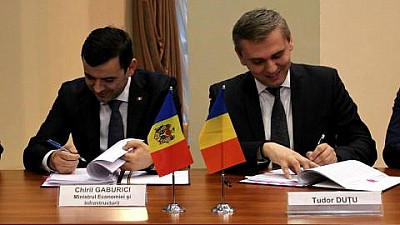 Miză strategică. Compania Transgaz din România a privatizat compania Vestmoldtransgaz din Republica Moldova