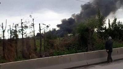 CATASTROFĂ AVIATICĂ în Algeria. 257 de oameni au murit după ce avionul în care se aflau s-a prăbuşit la scurt timp după decolare