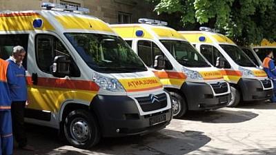Zece ambulanțe destinate Serviciului de Asistenţă Medicală Urgentă au ajuns în țară