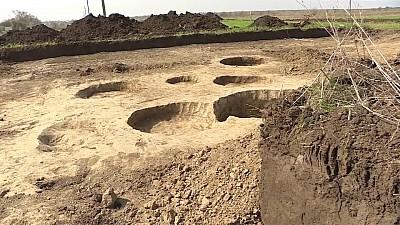 DESCOPERIRE istorică la Comrat. Ce au găsit arheologii pe terenul unui parc industrial din localitate