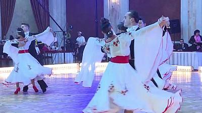 Clubul de dans Codreanca a marcat 45 de ani de activitate. La eveniment au participat sportivi din 41 de țări
