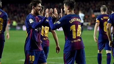FC Barcelona a câştigat Campionatul Spaniei! Care a fost scorul impresionant al meciului cu Deportivo La Coruna