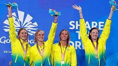Imaginea zilei: În Australia s-a dat startul Jocurilor Commonwealth