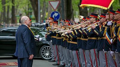 Aleksandr Lukașenko se află într-o vizită oficială la Chişinău. Preşedintele Republicii Belarus a avut o întrevedere cu Igor Dodon