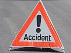 ACCIDENT GRAV pe traseul Chişinău - Bălţi. Cinci persoane au ajuns cu mașina în șanț, după ce șoferul a virat brusc și a fost lovit de un alt automobil