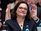 Partidului Social Democrat din Germania va fi condus, în premieră, de o femeie