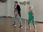 Vis realizat la 60 de ani. O pensionară din Capitală face yoga, practică boxul şi acrobatica