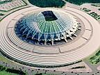 Imaginea zilei: În orașul Samara se construiește o arenă cu o capacitate de 45 de mii de locuri