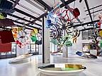 Imaginea zilei: În Italia se desfăşoară Milan Design Week. La expoziție au fost prezentate obiecte ce pot fi utilizate pe planeta roșie