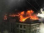 Prejudiciu de milioane. Incendiile din Capitală au făcut pagube importante