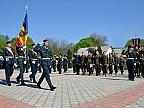 Divizionul de Artilerie şi Batalionului de Transmisiuni din Ungheni a marcat 26 de ani de la creare