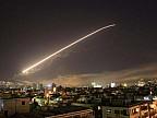 Удар по Сирии. США и союзники атаковали Сирию крылатыми ракетами