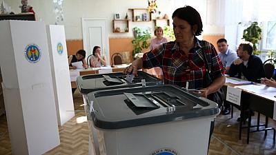 Alegeri locale 2018: Cei opt pretendenţi la fotoliul de primar al municipiului Bălți au votat
