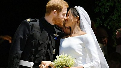 Cadourile neobișnuite la nunta prinţului Harry şi Meghan Markle. Cu ce daruri i-au impresionat pe miri invitații