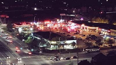 Explozie într-un restaurant din Canada. 15 oameni au fost răniţi, după ce o bombă a fost detonată