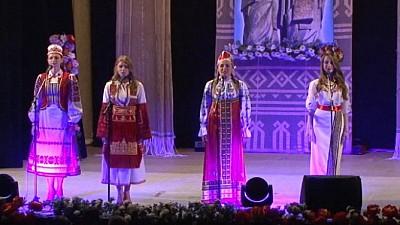 Zilele Culturii Slave. La Filarmonica Naţională din Capitală a avut loc un concert grandios