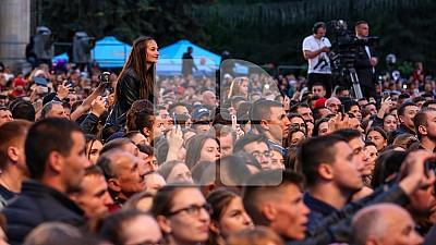 Concert de excepţie la Nisporeni! Cu ocazia Zilelor Oraşului, pe scenă vor evolua Pupo, Inna şi Zdob şi Zdub