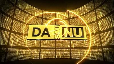 Emisiunea DA sau NU: 200 de mii de lei au câştigat eroii sezonului opt al celui mai urmărit game-show din ţară