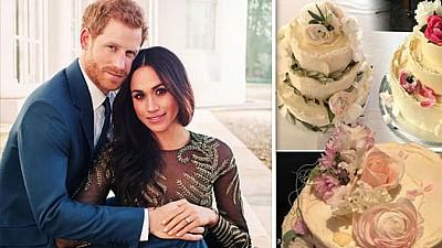 Imaginea zilei: La Windsor a avut loc cununia regală. Meghan Markle s-a căsătorit cu prințul Harry