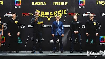 Eagles Fighting Championship va avea loc la Chișinău. În cadrul turneului sunt programate 14 partide