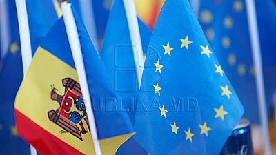 SONDAJ: Tot mai mulţi moldoveni îşi doresc aderarea Moldovei la UE