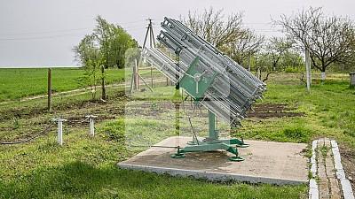 Testare reușită la Serviciul Antigrindină. Au fost lansate câteva rachete antigrindină de la 55 de kilometri distanţă