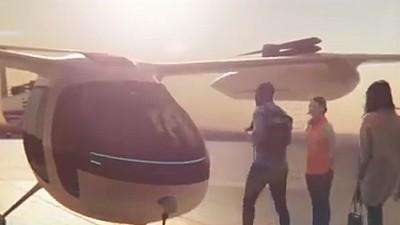 Scăpăm de ambuteiaje cu ajutorul taxiurilor zburătoare! Proiectul este gândit de o companie din Marea Britanie