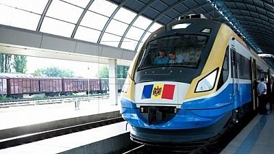 Veste bună pentru călători! Trenul de pe cursa Chişinău - Odesa va circula de patru ori pe săptâmână