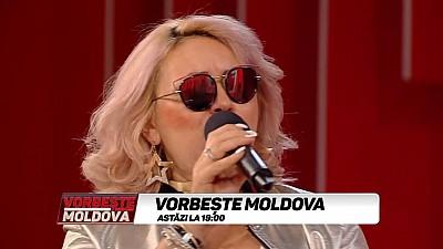 Sunt artist și punctum! Ce le răspunde Natalia Ciobanu experților care îi critică vocea, la VORBEȘTE MOLDOVA