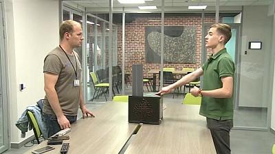 Locul II pentru Moldova. Un elev din Chişinău a venit cu premii de la concursul Intel ISEF