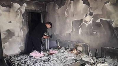 Explozie violentă în staţiunea balneară Zatoka. Individul care ar fi provocat deflagraţia a fost rănit