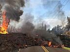 Insulele Hawaii, în PANICĂ. Erupţia vulcanului Kilauea s-a intensificat şi ameninţă noi zone locuite