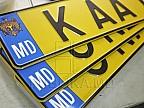 Cinci şoferi din comuna Stăuceni au rămas fără plăcuțele de înmatriculare. Cine le-a furat și ce vor indivizii pentru ele