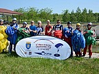 Cupa Est-Europeană în Găgăuzia. Cei mai buni paraşutişti din nouă ţări au venit în Moldova, pentru a se întrece la sărituri şi aterizări precise