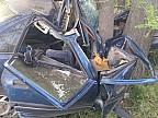 Accident GRAV în raionul Sângerei. O tânără împreună cu bebelușul său au murit, după ce soțul acesteia a urcat băut la volan