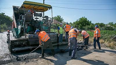Reparaţia drumurilor, monitorizată online. Acum poți verifica starea lucrărilor din localitatea ta