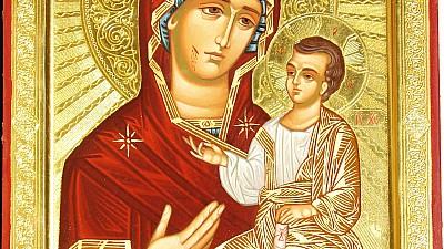 ЧУДОТВОРНАЯ ИКОНА! В Оргеевской церкви есть икона Пресвятой Богородицы Иверской